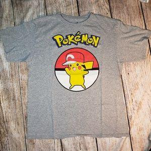 Pokemon Tshirt XL boys